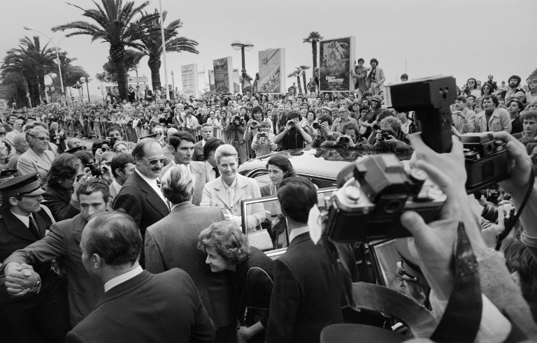 festival de cannes grace kelly