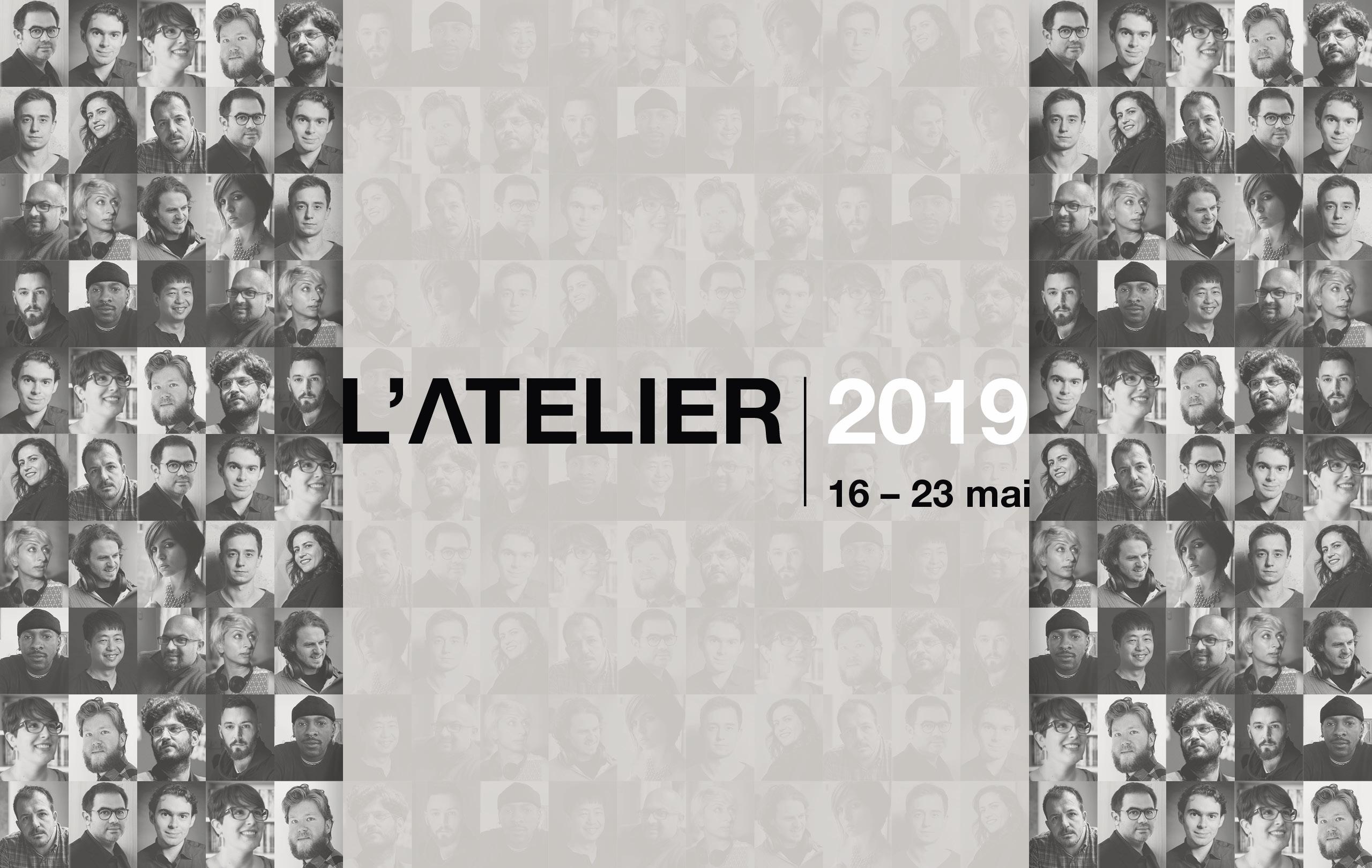 Sélection des Projets de l'Atelier 2019