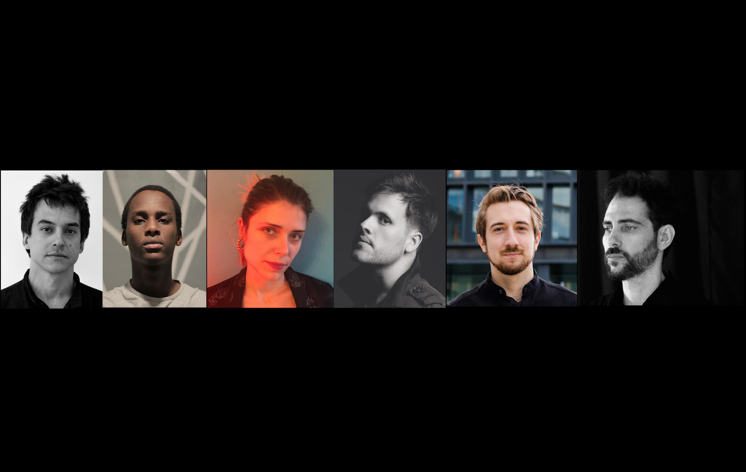 Guillermo Garcia Lopez, Samuel Ishimwe, Hana Jusic, Rodrigo Barriuso, Bernhard Wenger, Miki Polonski
