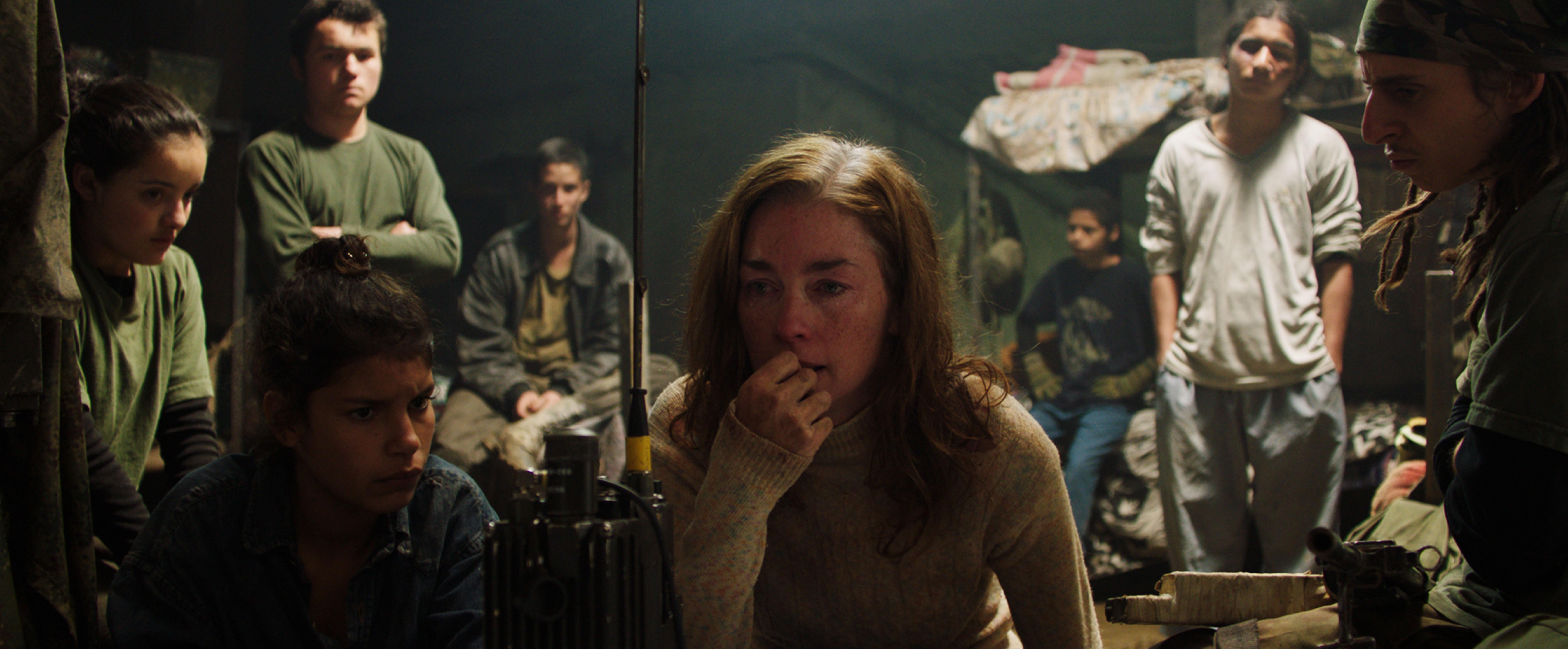 Monos, directed by Alejandro Landes and Alexis dos Santos.